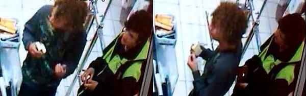 Kriminalisté pátrají po podezřelém zloupeže vobchodním centru na Pankráci.