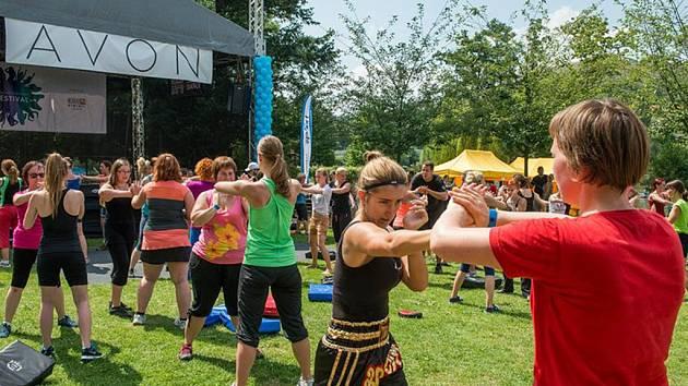 Festival Nenechte si ubližovat aneb 50 odstínů násilí ve Žlutých lázních.