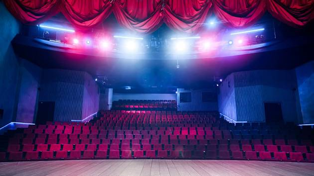 Divadlo. Ilustrační foto.