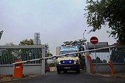 Nový vjezd do Thomayerovy nemocnice urychlí transfer pacientů.