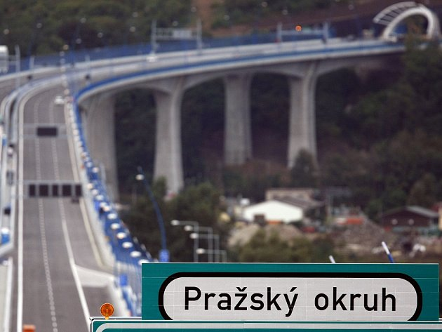 Pražský okruh. Ilustrační foto.