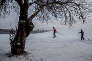 Skipark Velká Chuchle.