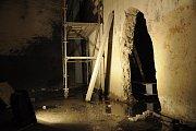 Celková rekonstrukce obnáší i bourání zdí.