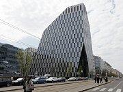 Budova Crystal v Praze.