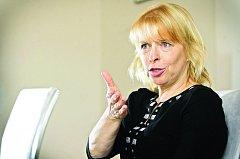Volby do pražského zastupitelstva. Hana Marvanová.