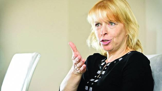 Hana Kordová Marvanová.