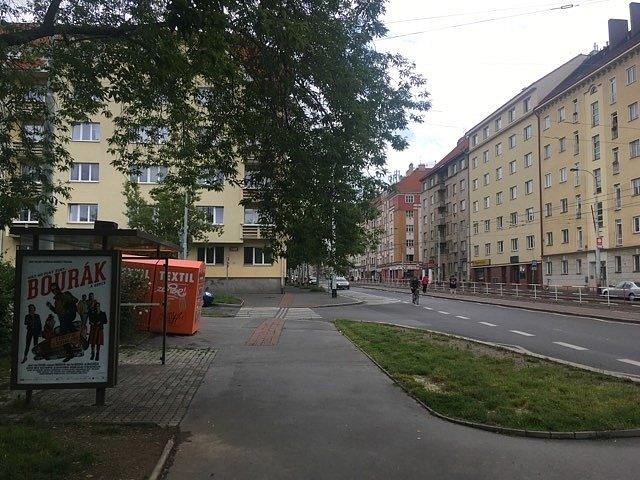 Koněvova ulice. Ilustrační foto.