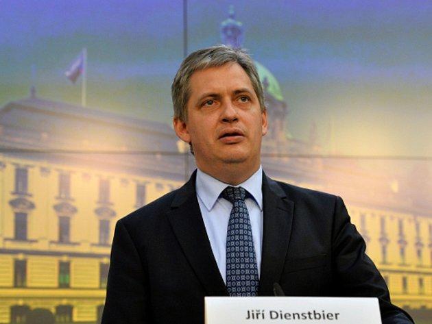 Jiří Diensbier.