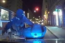 Působení speciálního policejního týmu na drogové scéně v Praze.