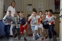 Hurá do školy. Na začátku školního roku je pro prvňáčky tradičně připraven zábavný program./Ilustrační foto