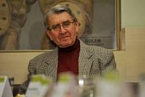 Jiří Klem na tiskové konferenci