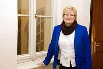 Ředitelka Asociace veřejně prospěšných organizací Monika Jindrová.