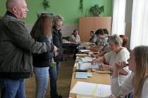 Volby do Senátu v Praze 10.