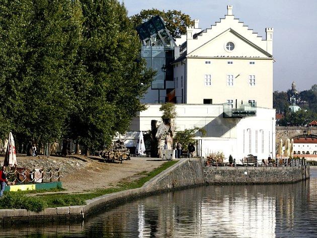 Muzeum Kampa vSovových mlýnech. Ilustrační foto.