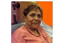 Pohřešovaná pětaosmdesátiletá Jaromila S.