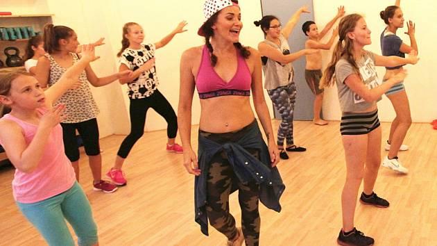 Příměstský tábor – Letní taneční škola pro děti. Taneční studio Pole Heaven.