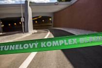 Do pražského tunelového komplexu Blanka vjeli v sobotu 19. září 2015 první řidiči.
