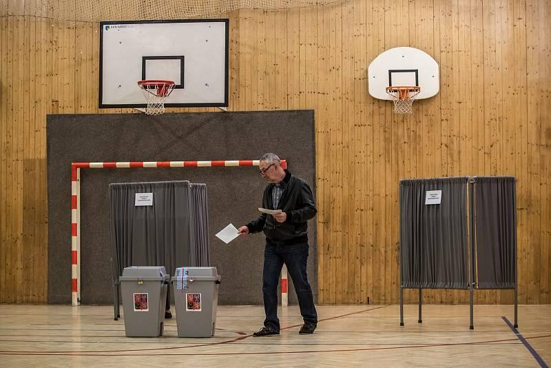 Volby 2017 v Praze.