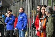 Činnost týmu Be-in představil radní Daniel Hodek médiím