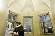 Zahájení výstavy Rok růže, která se koná v rámci projektu Rožmberský rok 2011 k výročí 400 let od úmrtí posledního z Rožmberků Petra Voka, proběhlo 9. prosince v Rožmberském paláci na Pražském hradě.