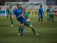 Fotbalisté Bohemians a Liberce se na závěr podzimu rozešli smírně