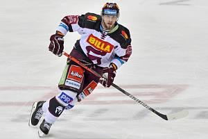 Hokejista Sparty Jan Buchtele.