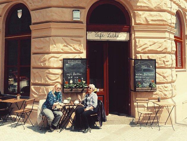 Cafe Letka.