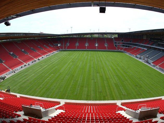 Stadion Eden.