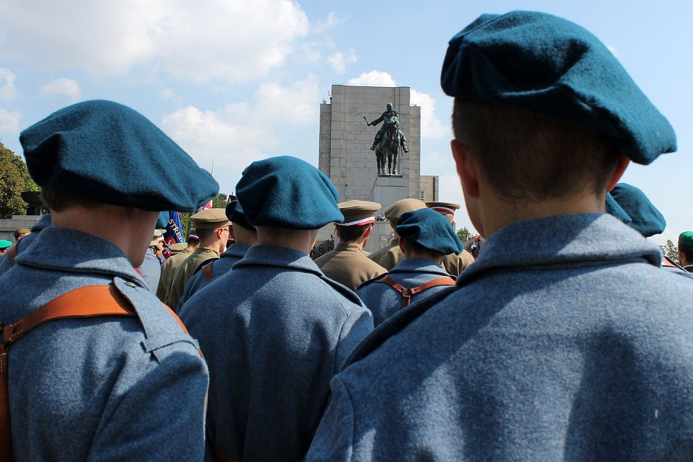 Československá obec legionářská slaví 100. výročí od svého vzniku.