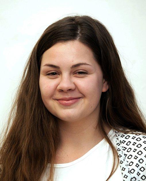 Studenti - Veronika Jetmarová.