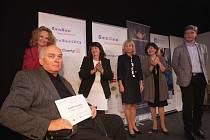 Ve středu byly vyhlášeny ceny projektu SenSen (Senzační senioři) Nadace Charty 77/ Konta Bariéry.