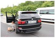 Hádka řidičů skončila střelbou