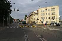 Zastávka U Plynárny v pražské Michly. Ilustrační foto.