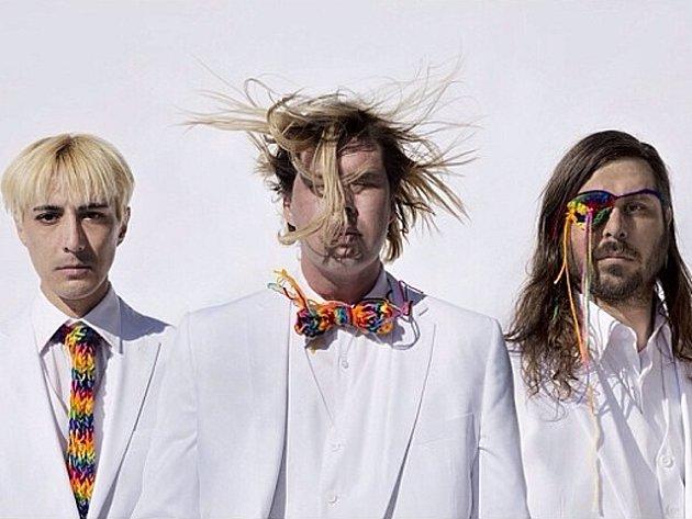 Americká kapela Liars.