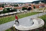 Svatováclavské vinice s Richterovou vilou na Pražském hradě v Praze byly 20. června po rozsáhlé rekonstrukci v novodobé historii otevřeny pro veřejnost vůbec poprvé.