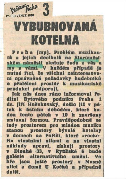 Kniha Zaniklé pražské kluby je vyprodaná, plánuje se dotisk.