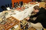 Africko – latinsko – orientální vánoční trhy začaly 13. prosince v Náprstkově muzeu na Betlémském náměstí a potrvají do 20. prosince.