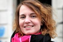 Hlavní koordinátorka festivalu nezávislé móda Code:Mode Jovanka Vlčková