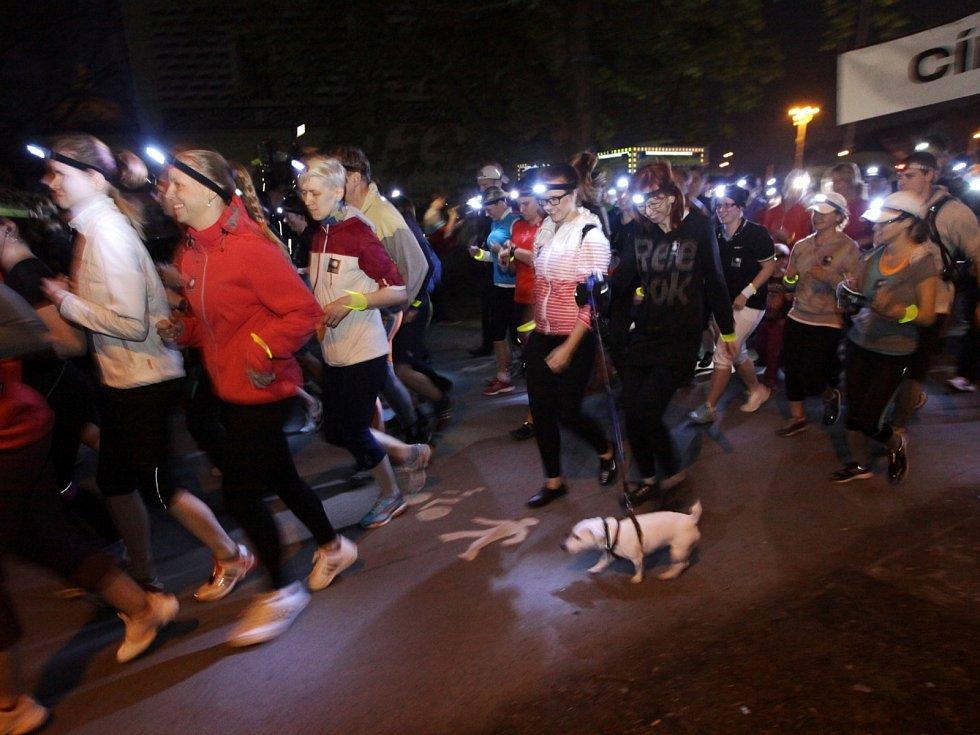 Běh pro Světlušku.