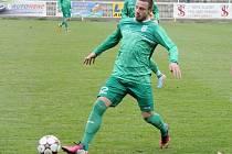 FOTBALISTÉ Vltavínu podlehli střížkovským Bohemians až na penalty.