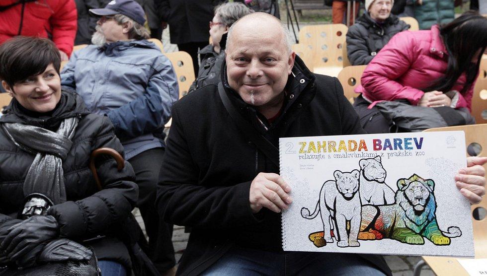 Ze slavnostního zahájení 85. sezóny v Pražské zoo