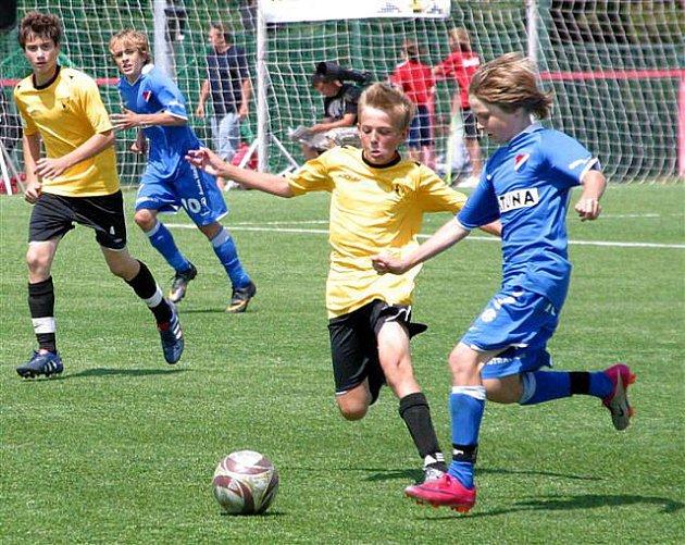 Z utkání Ostrava - Bohemians (4:0)