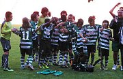 Mladí Portugalci neskrývali po vítězném finále nadšení