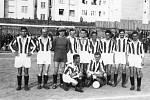 FOTBAL. Viktoria Žižkov byla také jedním ze zakladatelů nejvyšší československé fotbalové soutěže v roce 1925 a ve svém prvním zápase v lize proti SK Libeň remizovala 4:4.