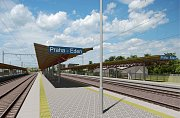 V Praze se začal stavět nový železniční koridor z Hostivaře do Vršovic za více než čtyři miliardy korun.