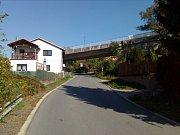 Rekonstrukce mostu ve středočeské obci Davle