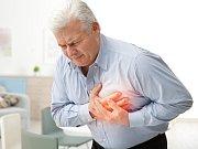 Srdeční onemocnění. Ilustrační foto.