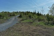 V lesoparku Letňany vznikly nové singtrailové trasy