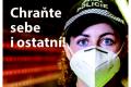 Hlavní město spustí novou kampaň proti koronaviru. Svou tvář jí propůjčili lidé v první linii.