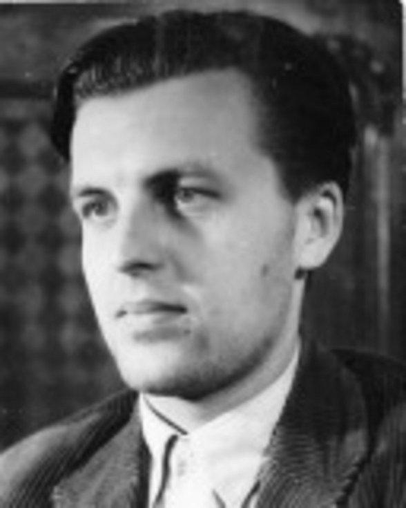 Jan Sokol v roce 1959.